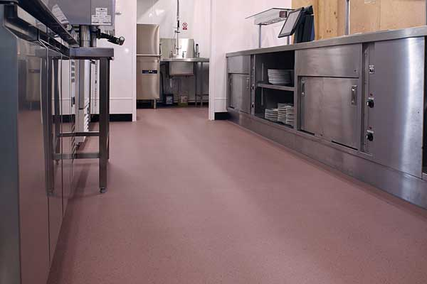 Vinyl Safety Flooring North Devon
